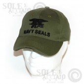 Cappello Baseball Navy Seals Verde