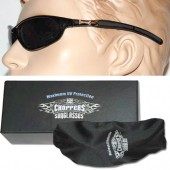 Occhiali da Sole Choppers Black