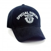 Cappello Baseball Special Forces Nero