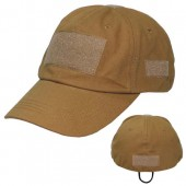 Cappello Baseball Contractor Coyote Tan