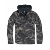 Windbreaker Uomo BlackCamo