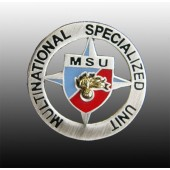 Spilla MSU - Multinational Specialized Unit