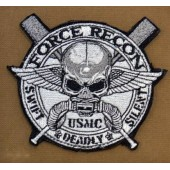 Toppa FORCE RECON - USMC