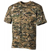 T-Shirt Marpat - Digital Woodland