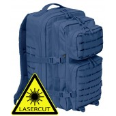 Zaino MOLLE Assault II-Large Blu - Lasercut