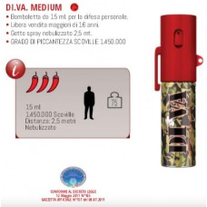 Spray al Peperoncino Bodyguard