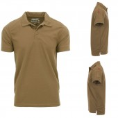 Polo Tactical Quick Dry Coyote