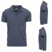 Polo Tactical Quick Dry Grey Wolf